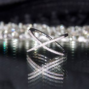 14kt Gold Dipped Orbit Pave Ring